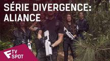 Série Divergence: Aliance - TV Spot (War) | Fandíme filmu