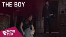 The Boy - Movie Clip (RULE #2. DRESS HIM EACH MORNING) | Fandíme filmu