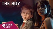 The Boy - Movie Clip (RULE #3. KISS HIM GOODNIGHT) | Fandíme filmu