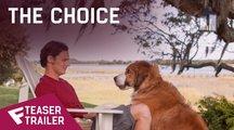 The Choice - Teaser Trailer | Fandíme filmu