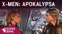X-Men: Apokalypsa - Super Bowl TV Spot | Fandíme filmu