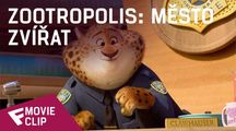 Zootropolis: Město zvířat - Movie Clip (Have a Donut) | Fandíme filmu