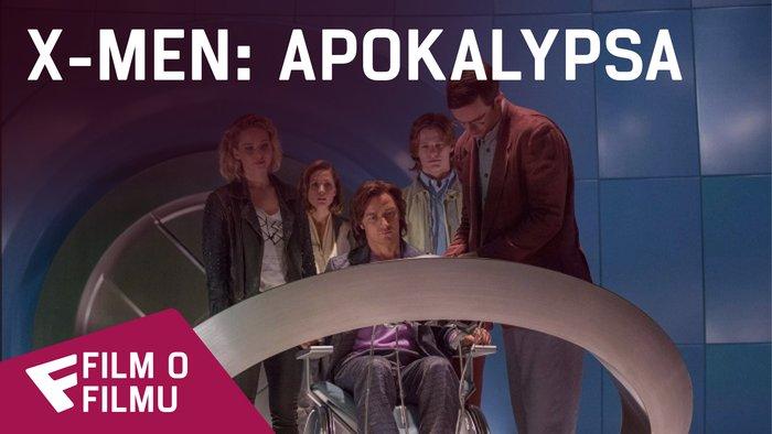 X-Men: Apokalypsa - Film o filmu (Simon Kinberg Fan Q&A) | Fandíme filmu