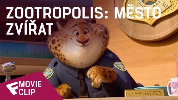 Zootropolis: Město zvířat - Movie Clip (Have a Donut)   Fandíme filmu