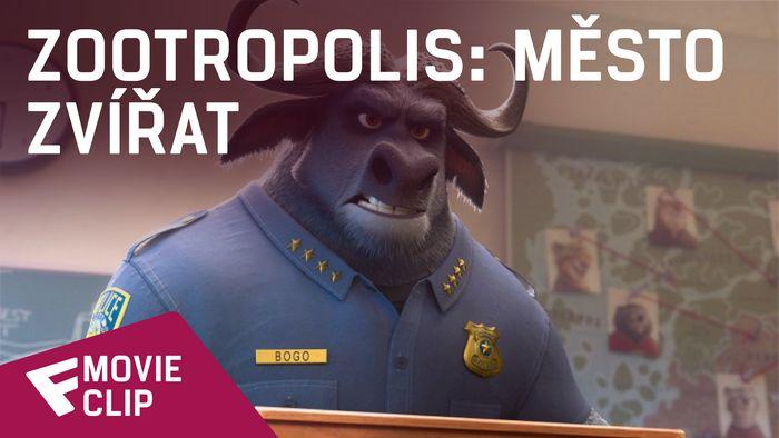 Zootropolis: Město zvířat - Movie Clip (Assistant Mayor Bellwether)   Fandíme filmu