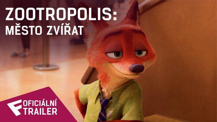 Zootropolis: Město zvířat - Oficiální Trailer | Fandíme filmu